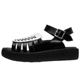 Two Tone Creeper Sandal