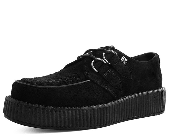 Black TUKskin™ Viva Low Creeper