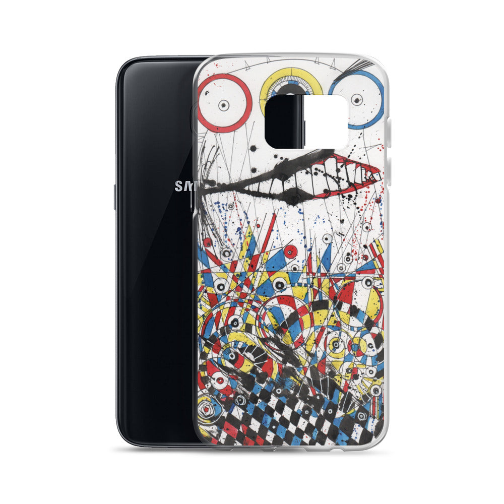 Retro - Samsung Case