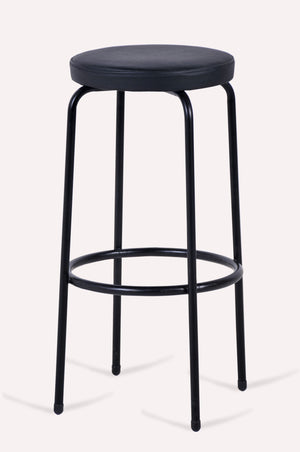 Milton Bar Stool Round