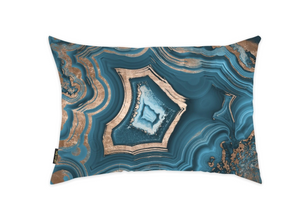 Dreaming Geode Pillow 14x20