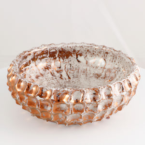 Copper Crustacean Bowl