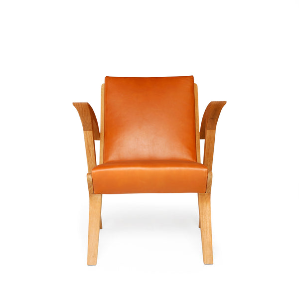 Jengki Relax Chair - Leather