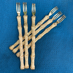 Blonde Bamboo Cutlery Collection