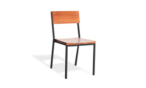 Suzy Stackable Dining Chair Square Back