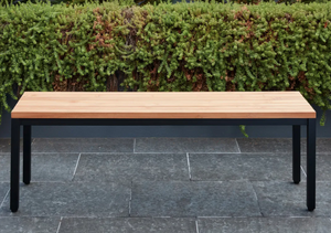 Outdoor Bob Bench