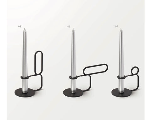 Twist Candle Holder -Height