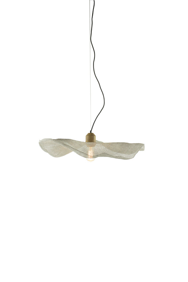 Mesh Metal Capung Pendant Light