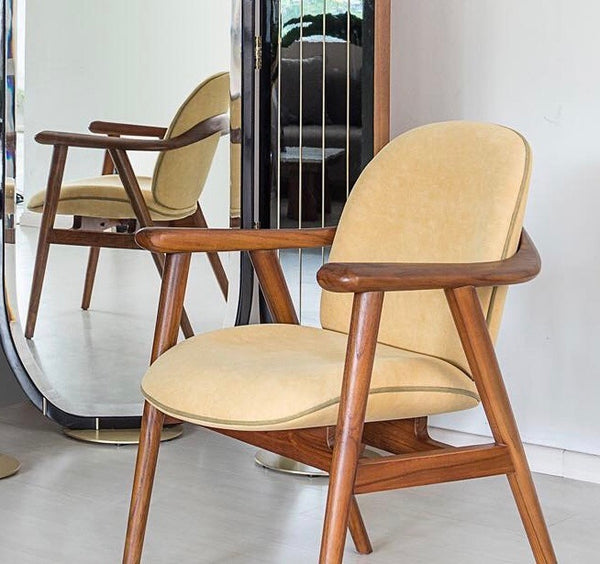 Ruu Dining Chair - Wood
