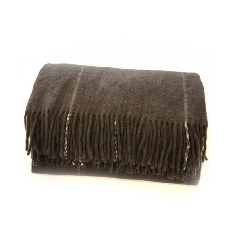 Luxurious Mongolian Yak Throw
