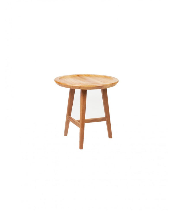 Saji Three-Legged Side Table