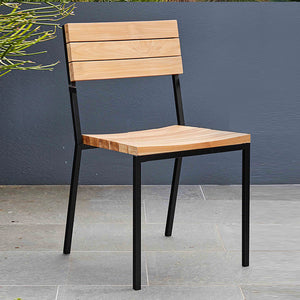 Outdoor Suzy Stackable Dining Chair