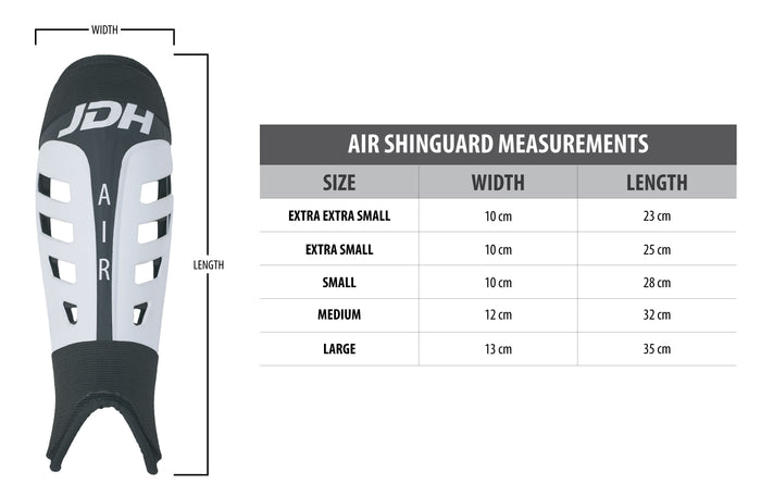 AIR Shinguard - Monochrome