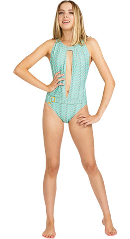 Grecian Hipster Swimsuit