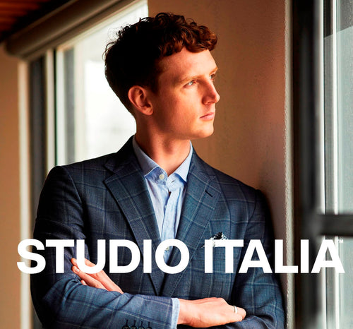 Studio Italia Pure Wool Jacket