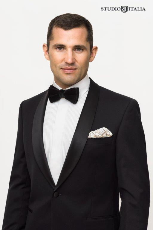 Studio Italia Savoy Dinner Jacket