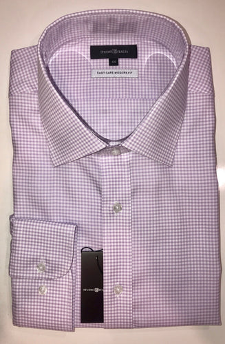 Studio Italia Conran  Lilac single cuff shirt ST11