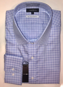 Studio Italia Conran blue single cuff shirt ST16