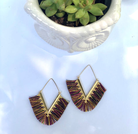 THE AVERY LEIGH EARRINGS