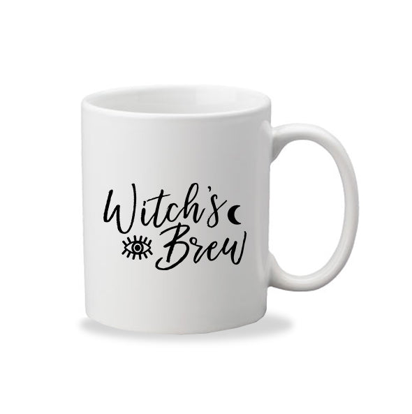 Witch's Brew Ceramic Mug
