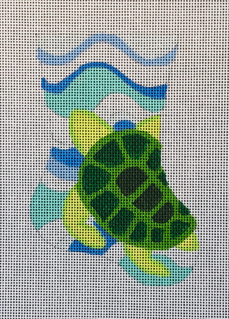 Sea Turtle Mini Sock