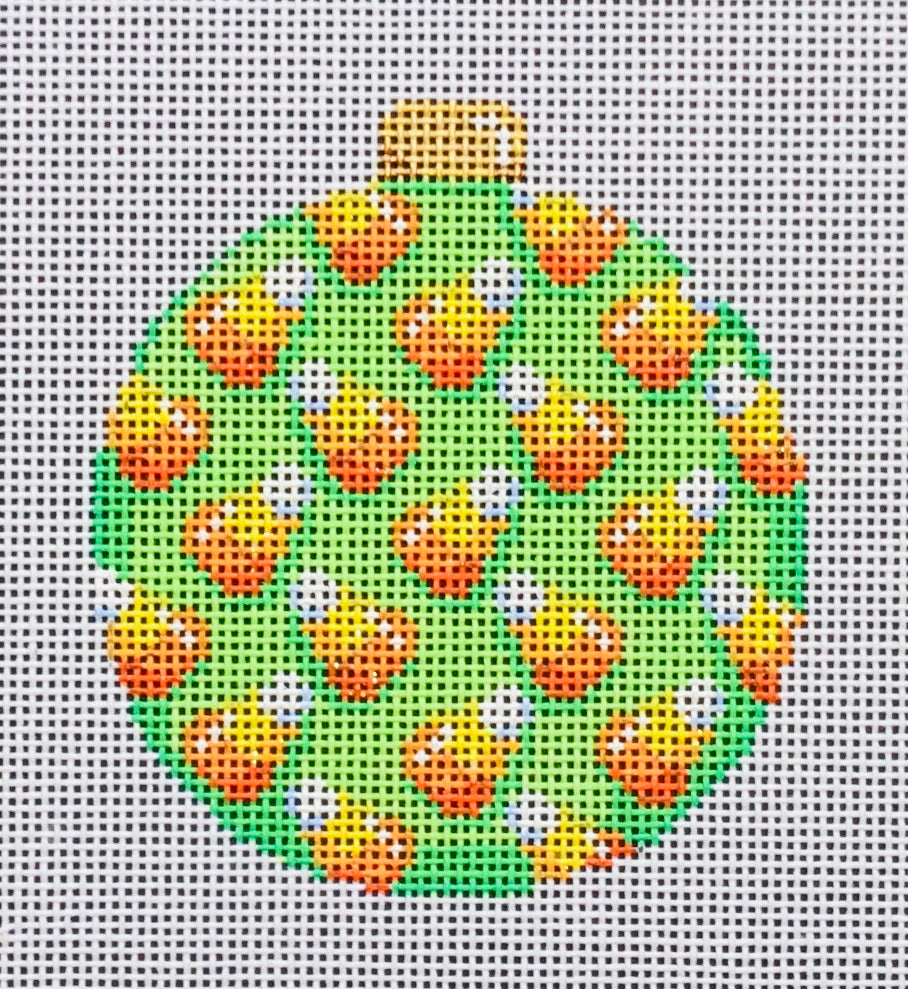 Candy Corn Baubble