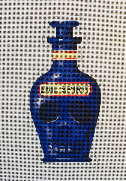 Evil Spirit Poison Bottle