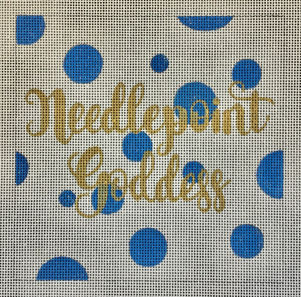 Needlepoint Goddess