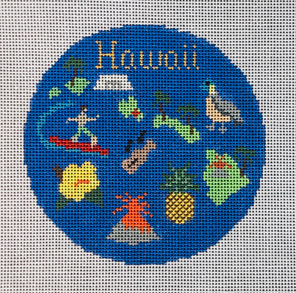 Hawaii Ornament