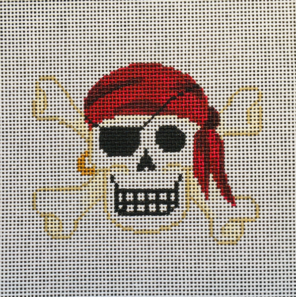 Pirate Skull & Cross Bones