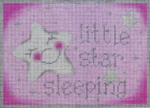 Little Star Sleeping- Pink
