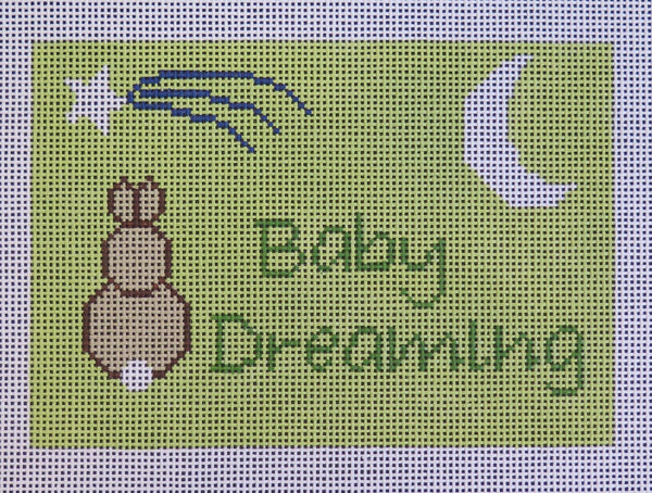 Bunny Baby Dreaming