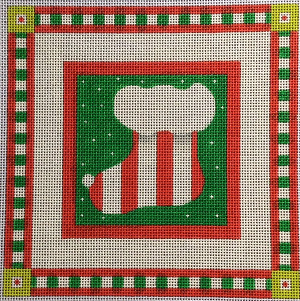 Melissa Shirley® Sock Christmas Canvas