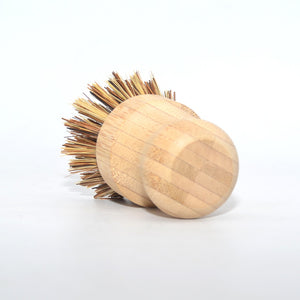 Natural Bamboo Cleaning Brush - The KindNest Collaborative