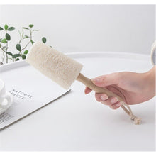 Loofah Cup Brush - The KindNest Collaborative