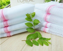 Zippered Mesh Laundry Wash Bags (3 sizes) - The KindNest Collaborative
