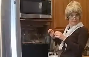 How to Mac & Cheese with a Twist with Special Guest Grandma Gladius