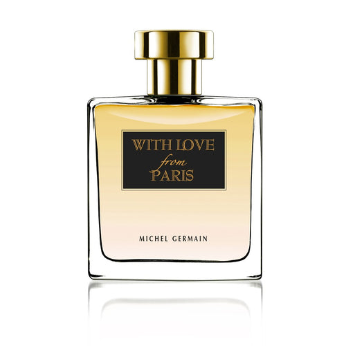 With Love From Paris Pour Homme Eau de Toilette Spray 100 ml/3.4 oz