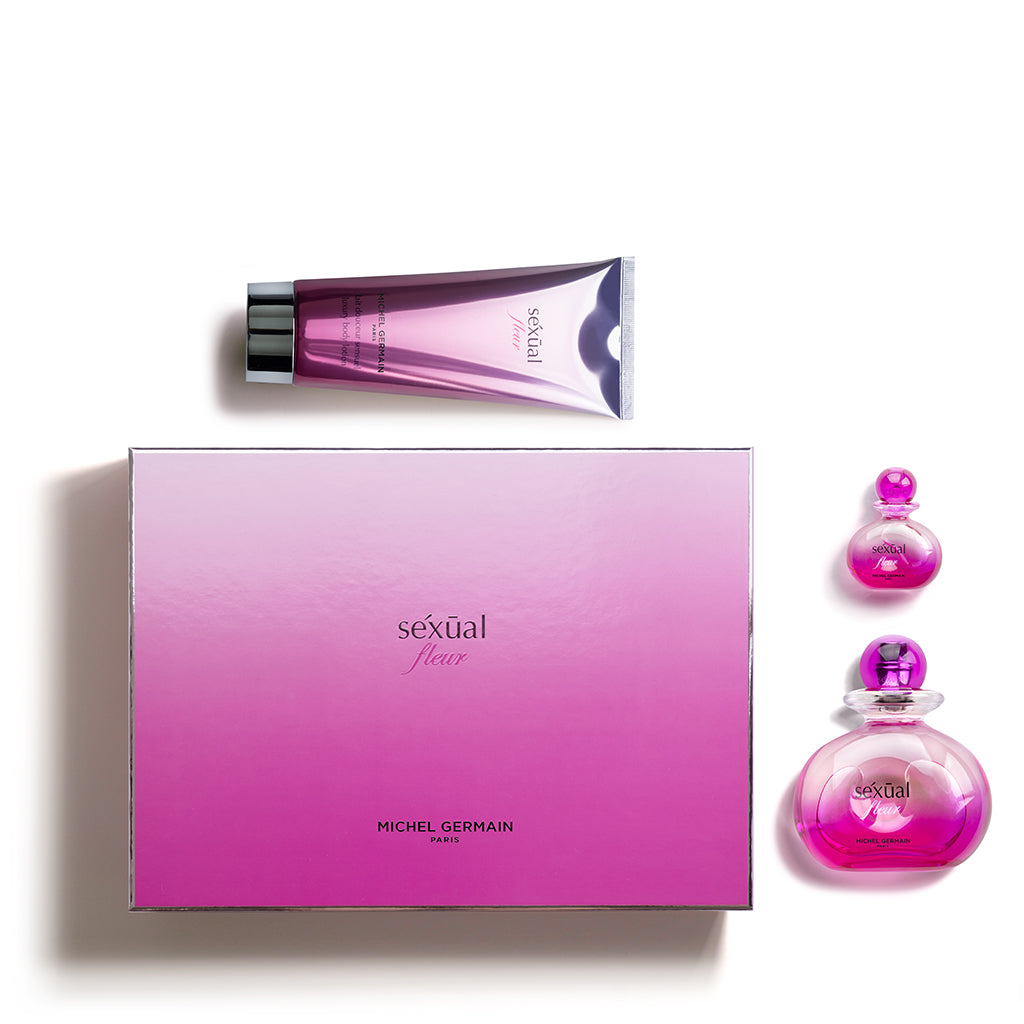 Sexual Fleur 3-Piece Gift Set (Value $220)