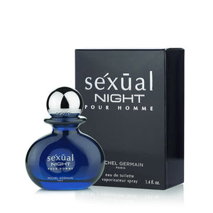 Sexual Nights Pour Homme Eau de Toilette Spray