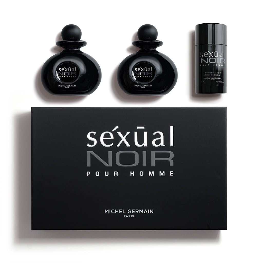 Sexual Noir Pour Homme 3-Piece Gift Set (Value $205)