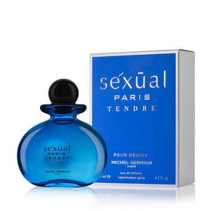 Sexual Paris Tendre Pour Homme Eau de Toilette Spray