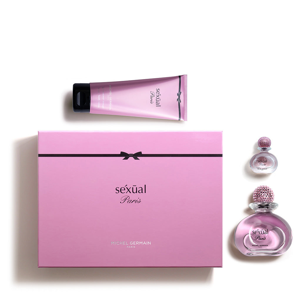 Sexual Paris 3-Piece Gift Set (Value $225)