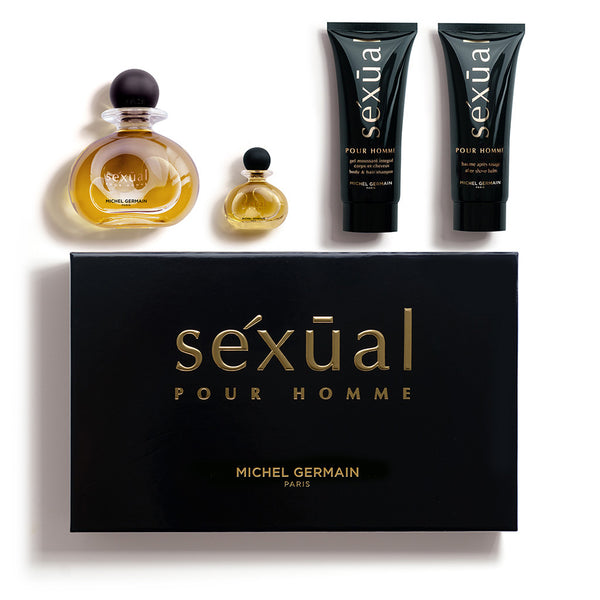 Sexual Pour Homme 4-Piece Gift Set (Value $150)