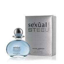 Load image into Gallery viewer, Sexual Steel Pour Homme Eau de Toilette Spray