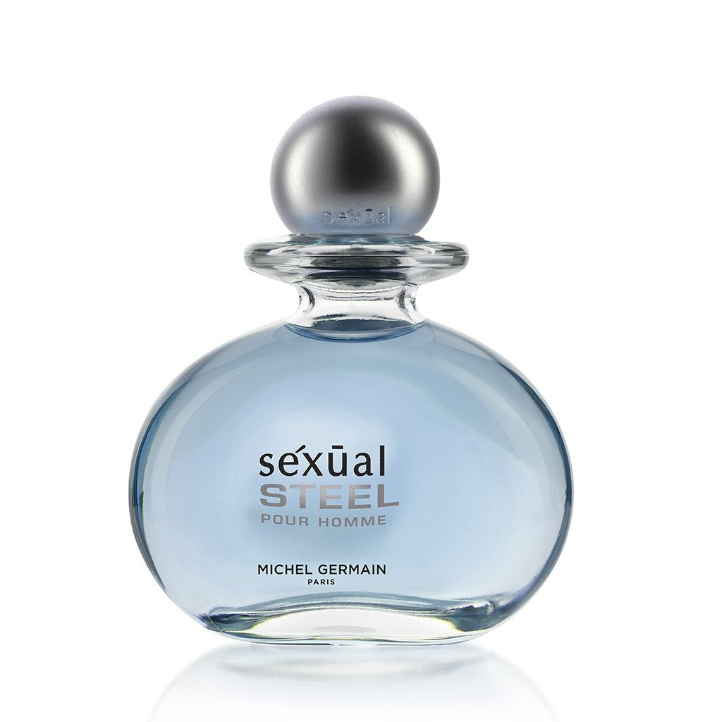 Sexual Steel Pour Homme Eau de Toilette Spray