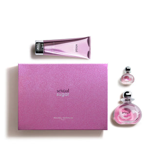 Sugar 3-Piece Gift Set (Value $220)