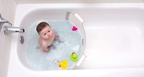 Babydivo The Amazing Baby Bath Barrier - Shoplist
