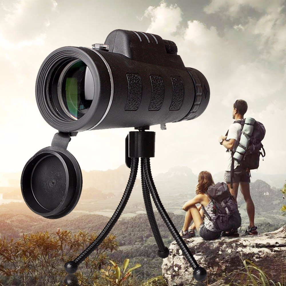 Monocular telescope for Smartphones