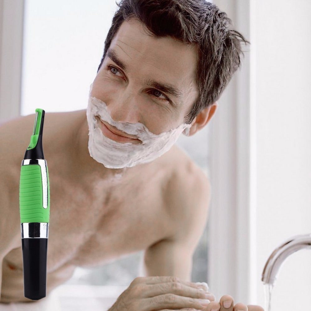 MicroTrim® - All-In-One Micro Hair Trimmer